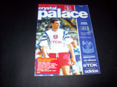Crystal Palace v Oldham Athletic, 1993/94
